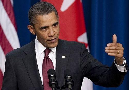 Nhà Trắng yêu cầu Quốc hội điều tra cáo buộc ông Obama lạm quyền - Ảnh 1