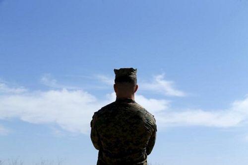 Nóng: Mỹ điều tra nữ quân nhân Thủy quân Lục chiến Mỹ bị đăng ảnh nóng - Ảnh 2