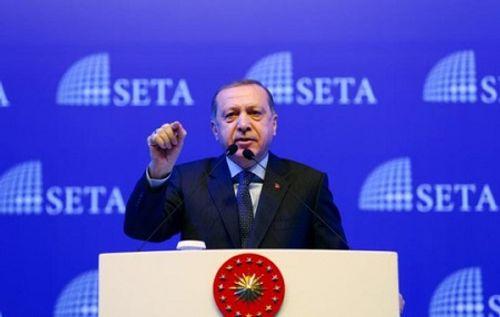 """Tổng thống Thổ Nhĩ Kỳ tố Đức có """"hành động phát xít"""" - Ảnh 1"""