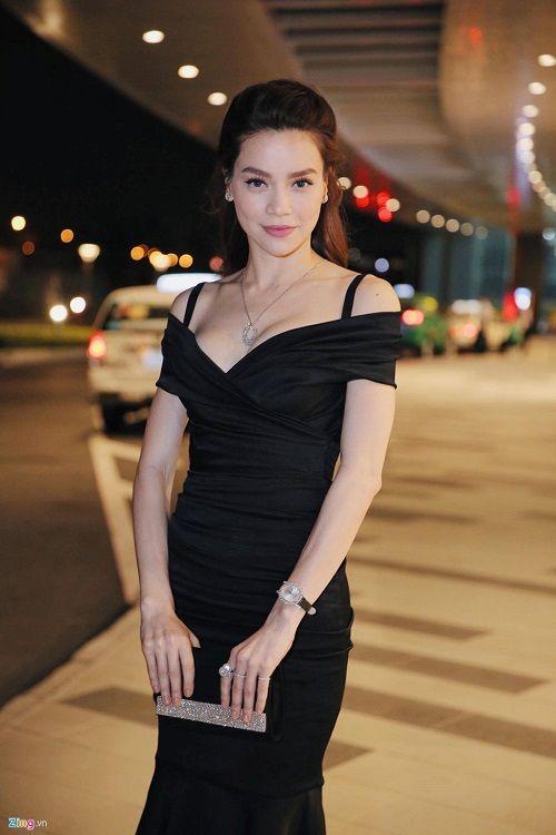 Hồ Ngọc Hà, Hà Anh và dàn sao Việt chạy tán loạn sau sự cố cháy sân khấu - Ảnh 4