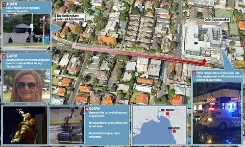 Tấn công khủng bố tại Melbourne, IS nhận trách nhiệm - Ảnh 1