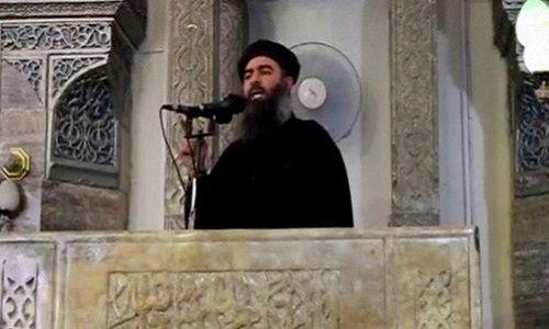 Thủ lĩnh tối cao IS vẫn còn sống? - Ảnh 1