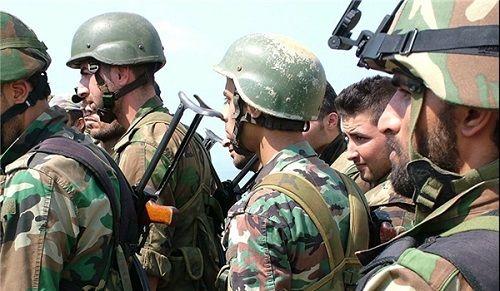 Quân đội Syria tấn công IS, giải phóng khu vực trọng yếu ở tỉnh Sweida - Ảnh 1