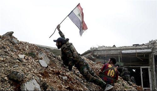 Quân đội Syria tấn công IS, giải phóng khu vực trọng yếu ở tỉnh Sweida - Ảnh 2
