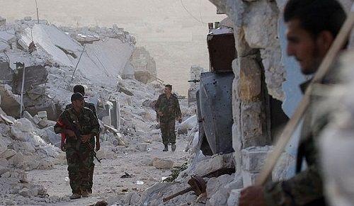 Quân đội Syria tấn công IS, giải phóng khu vực trọng yếu ở tỉnh Sweida - Ảnh 4