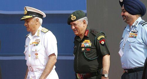 Tướng Ấn Độ: Trung Quốc, Pakistan không còn là mối đe dọa  - Ảnh 1