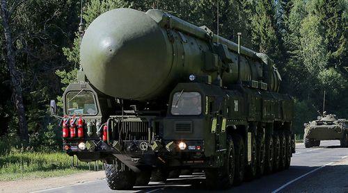 Nga phóng thử thành công siêu tên lửa đạn đạo liên lục địa - Ảnh 1