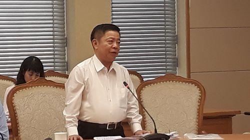 Ông Võ Kim Cự thôi giữ chức Chủ tịch Liên minh Hợp tác xã Việt Nam từ 1/10 - Ảnh 1