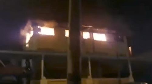 Malaysia: Cháy lớn ở trường học tôn giáo, 25 người thiệt mạng - Ảnh 1