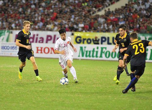 U23 Việt Nam vs U23 Australia: Nóng với tuyên bố của Công Phượng - Ảnh 1