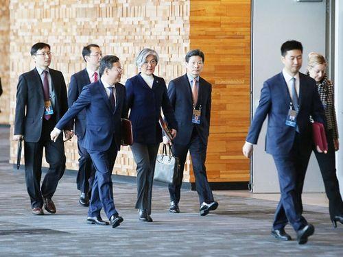 Hội nghị về Triều Tiên gây chia rẽ cộng đồng quốc tế - Ảnh 1