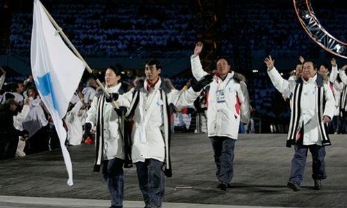 Hàn - Triều lập đội khúc côn cầu chung, đồng ý diễu hành chung dưới 1 lá cờ - Ảnh 1