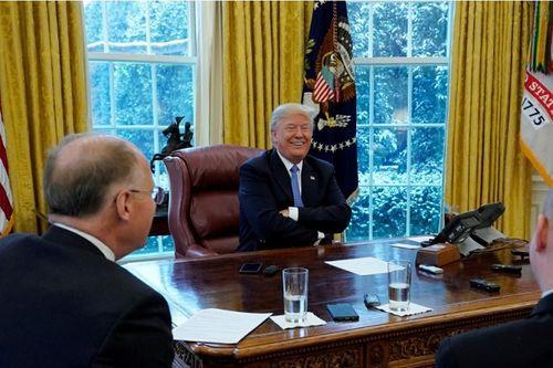Ông Trump từ chối chuyển đại sứ quán Mỹ tới Jerusalem trong một năm - Ảnh 1