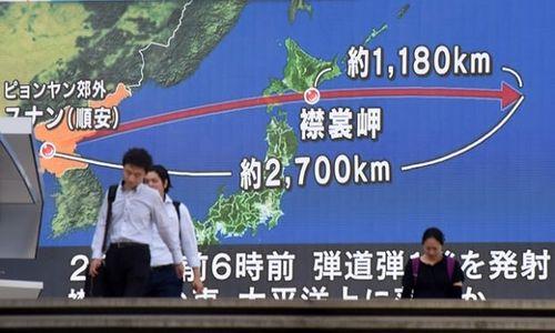 """Triều Tiên sẽ tiếp tục """"đốt nóng"""" bàn cờ chính trị châu Á năm 2018? - Ảnh 1"""