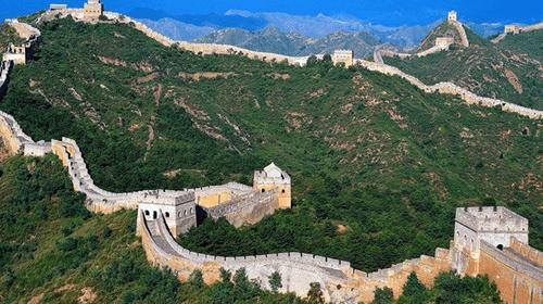 Trung Quốc sẽ xây 'Vạn Lý Trường Thành' để bảo vệ biên giới - Ảnh 1