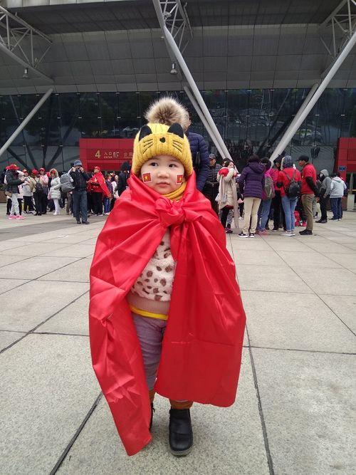 Người Việt tại Trung Quốc chia sẻ cảm xúc khi xem U23 Việt Nam từ khán đài - Ảnh 3