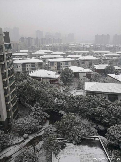 Tuyết phủ trắng trắng thành phố diễn ra chung kết U23 Việt Nam – Uzbekistan - Ảnh 3