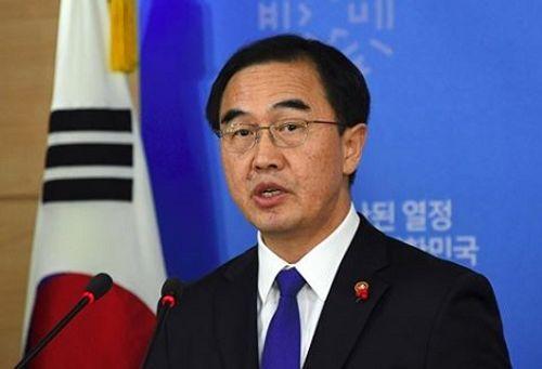 Triều Tiên sẽ diễu binh lớn trước ngày khai mạc Olympic? - Ảnh 1