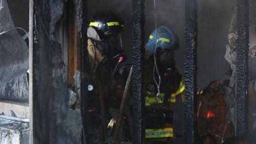 Hỏa hoạn tại bệnh viện Hàn Quốc, it nhất 31 người thiệt mạng - Ảnh 4