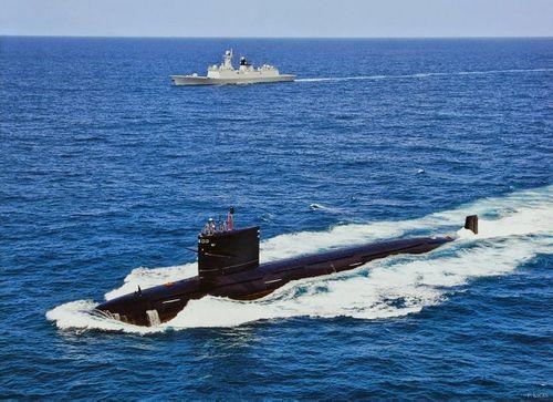 Nguyên nhân tàu ngầm của Trung Quốc tàng hình nhưng vẫn bị phát hiện - Ảnh 2