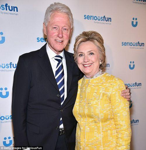 Cháy nhà cựu Tổng thống Mỹ Bill Clinton - Ảnh 5