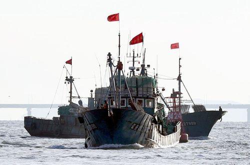 Cảnh sát biển Hàn Quốc bắn hàng trăm phát đạn về phía tàu cá Trung Quốc - Ảnh 1