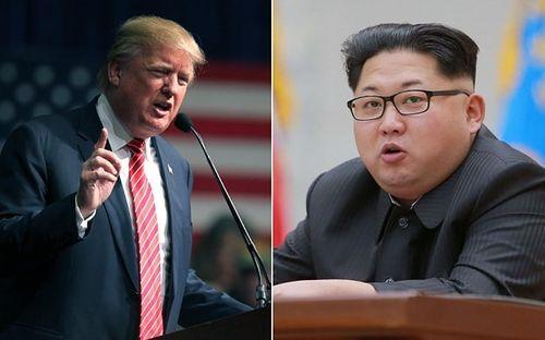 Diễn tiến khó dự doán trên báo đảo Triều Tiên sau đe dọa hạt nhân của ông Trump - Ảnh 1