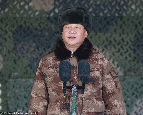 """Ông Tập Cận Bình yêu cầu quân đội Trung Quốc """"sẵn sàng chiến đấu"""" - Ảnh 1"""