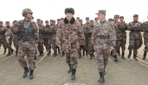 """Ông Tập Cận Bình yêu cầu quân đội Trung Quốc """"sẵn sàng chiến đấu"""" - Ảnh 2"""