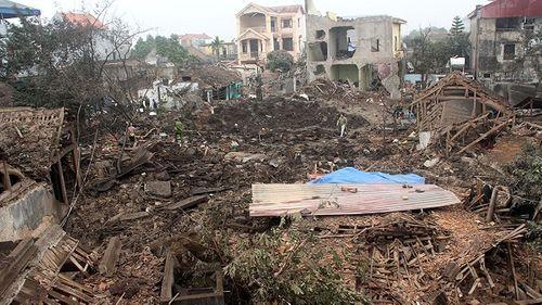 11 năm trước, từng xảy ra nổ chết người tại cơ sở phế liệu ở Văn Môn, Bắc Ninh - Ảnh 1