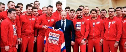 Tổng thống Putin xin lỗi các vận động viên Nga - Ảnh 1