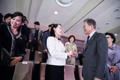 Rộ tin đồn em gái của lãnh đạo Kim Jong-un mang thai - Ảnh 1