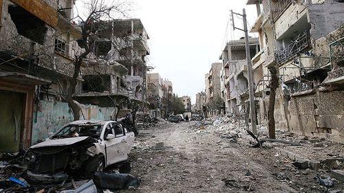 Tổng thống Putin ra sắc lệnh ngừng bắn 5 tiếng mỗi ngày tại Đông Ghouta - Ảnh 1