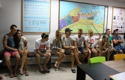 """Thái Lan bắt nhóm """"giảng viên tình dục"""" người Nga tại Pattaya - Ảnh 1"""