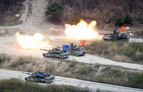 Mỹ, Hàn Quốc có thể nối lại tập trận vào đầu tháng 4 - Ảnh 1