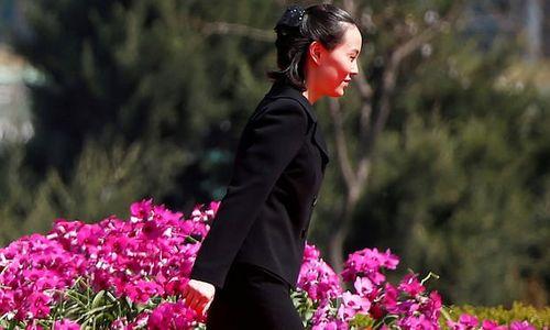 Em gái ông Kim Jong-un đến Hàn Quốc dự Olympic - Ảnh 1