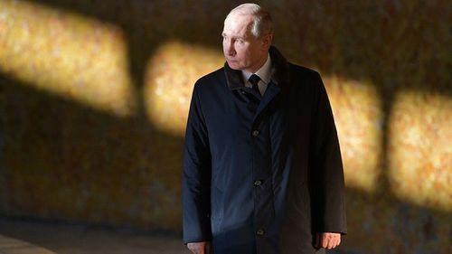 Ông Putin chính thức là ứng cử viên tổng thống Nga - Ảnh 1