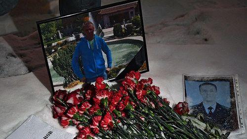 Nga đưa thi thể phi công lái Su-25 về nước - Ảnh 1