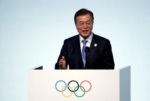 Tổng thống Hàn Quốc sẽ gặp em gái ông Kim Jong-un - Ảnh 1