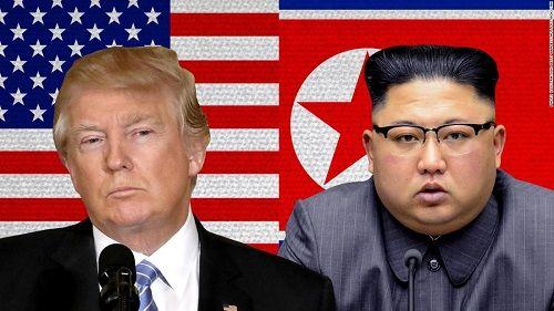 Tổng thống Trump nêu điều kiện gặp ông Kim Jong-un - Ảnh 1