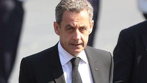 Cựu Tổng thống Pháp Nicolas Sarkozy bị tạm giữ - Ảnh 1