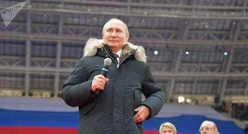 Tổng thống Nga đã chi bao nhiêu cho chiến dịch tái tranh cử? - Ảnh 1