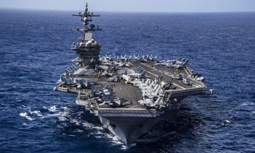 Báo chí quốc tế viết về chuyến thăm lịch đến Việt Nam của tàu sân bay Mỹ - Ảnh 2