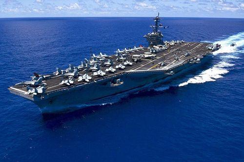 Báo chí quốc tế viết về chuyến thăm lịch đến Việt Nam của tàu sân bay Mỹ - Ảnh 1