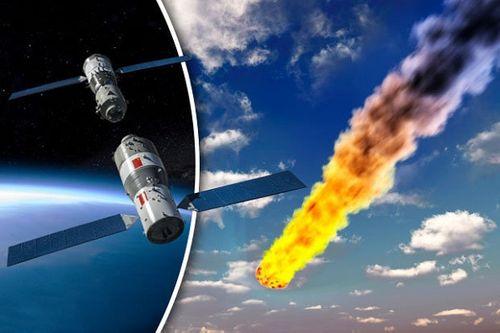 Trạm không gian đầu tiên của Trung Quốc sẽ rơi xuống Trái Đất trong vòng vài tuần tới - Ảnh 1