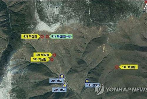Lò phản ứng hạt nhân Triều Tiên có dấu hiệu hoạt động trở lại - Ảnh 1