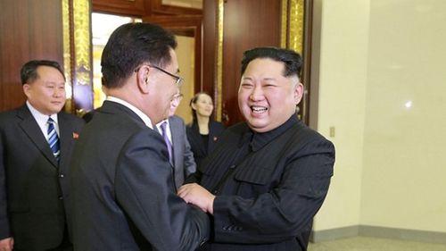 Triều Tiên: Ông Kim Jong Un sẽ gặp tổng thống Hàn Quốc - Ảnh 1