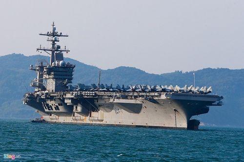 Trung Quốc lên tiếng về chuyến thăm Việt Nam của tàu sân bay Mỹ - Ảnh 2