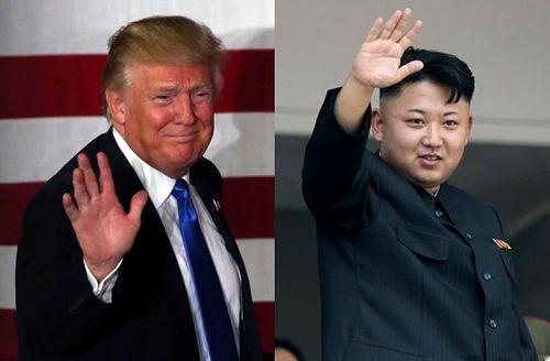 Tổng thống Trump đồng ý gặp ông Kim Jong-un vào tháng 5 - Ảnh 1