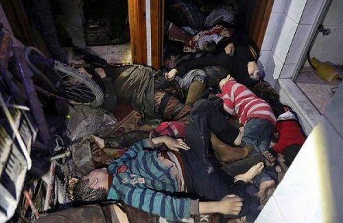 Mỹ, Anh, Pháp tấn công Syria - Ảnh 8